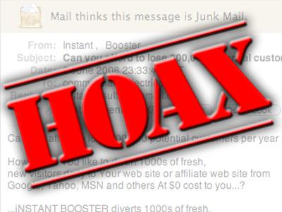 HOAX, ¡máxima difusión!