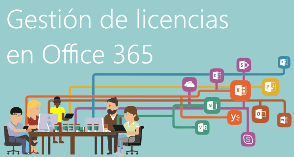 Gestión de licencias en Office 365