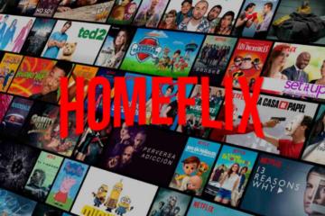 Crea tu propio Netflix